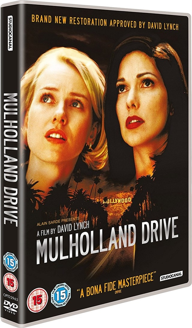 Mulholland Drive - 2