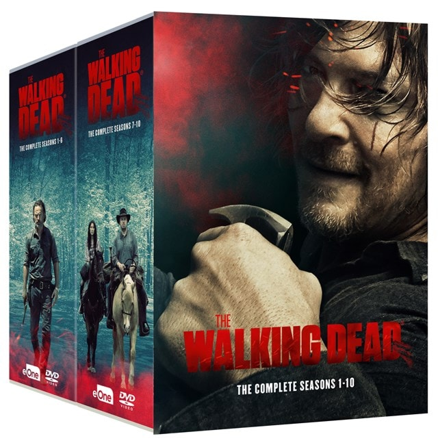 The Walking Dead: The Complete Seasons 1-10 - 1