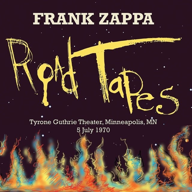 Road Tapes: Tyrone Guthrie Theater, Minneapolis, MN, 5 July 1970 - 1