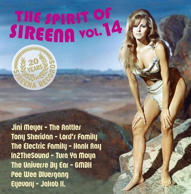 Spirit of Sireena - Volume 14 - 1