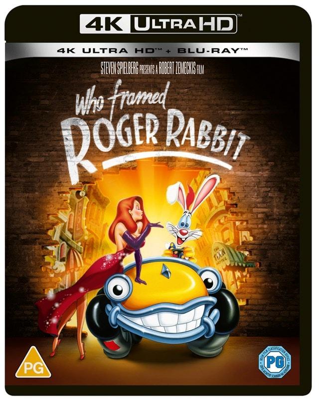 Who Framed Roger Rabbit? - 1