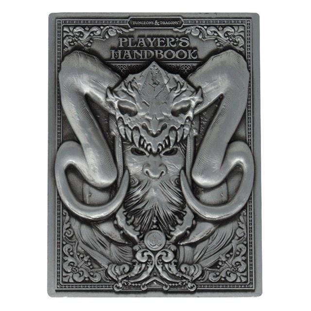 Players Handbook Ingot: Dungeons & Dragons Collectible - 2