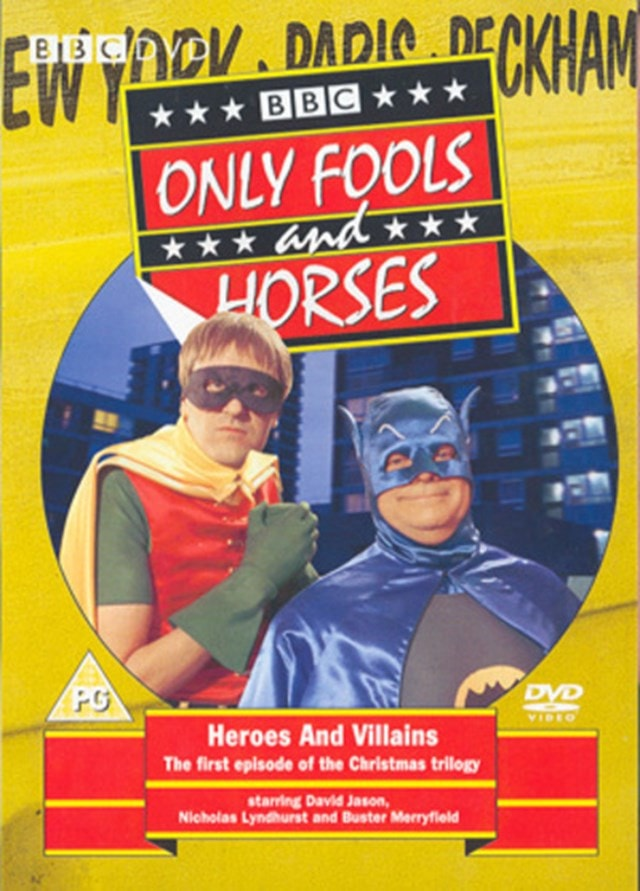Only Fools and Horses: Heroes and Villains - 1