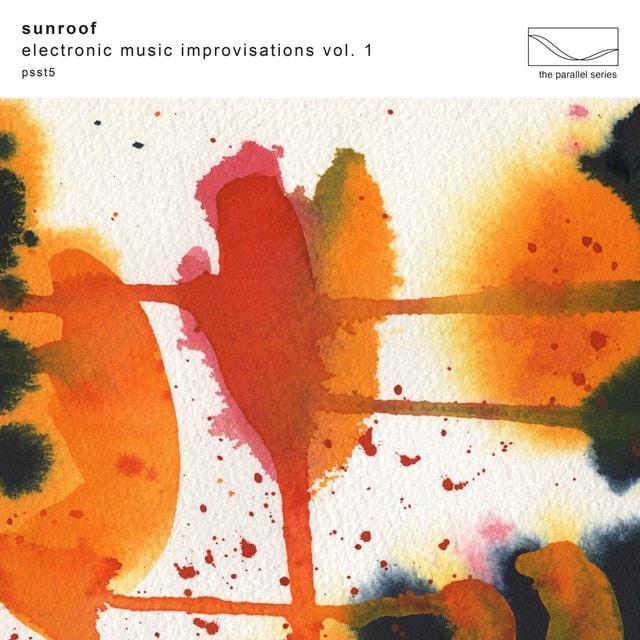 Electronic Music Improvisations - Volume 1 - 1