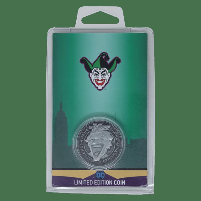 Joker: DC Comics Limited Edition Coin - 4
