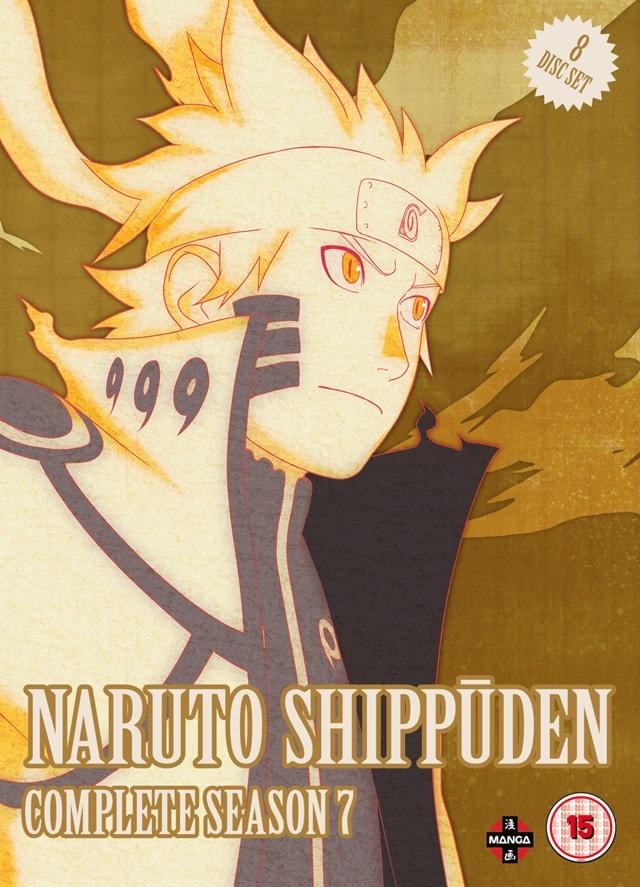 Naruto - Shippuden: Complete Series 7 - 1