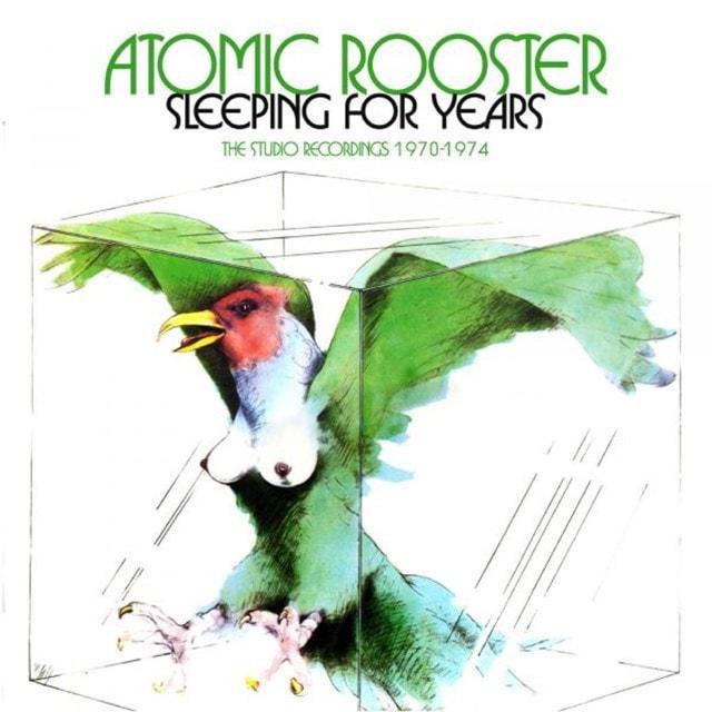 Sleeping for Years: The Studio Recordings 1970-1974 - 1