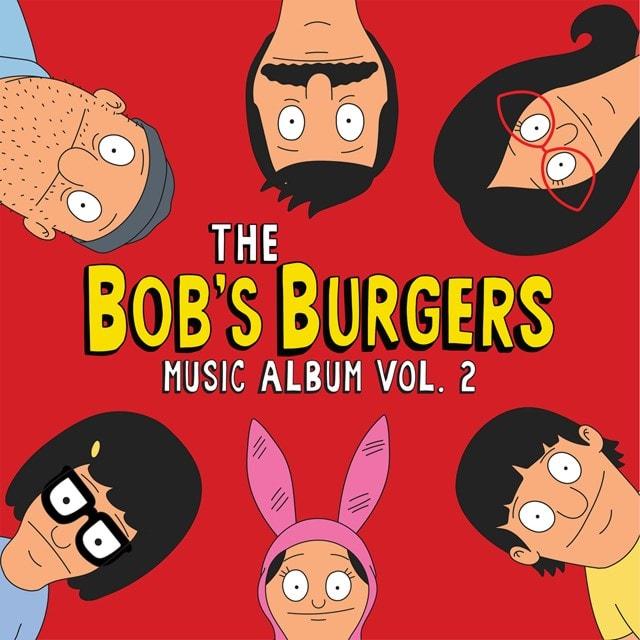 The Bob's Burgers Music Album - Volume 2 - 1