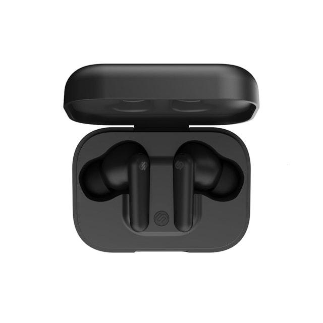 Urbanista London Midnight Black True Wireless Active Noise Cancelling Bluetooth Earphones - 4