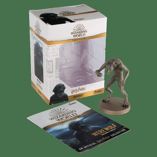Werewolf (Lupin) Harry Potter Figurine: Hero Collector - 4