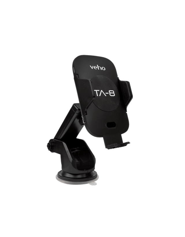 Veho TA-8 Qi Wireless In-Car Charger - 1