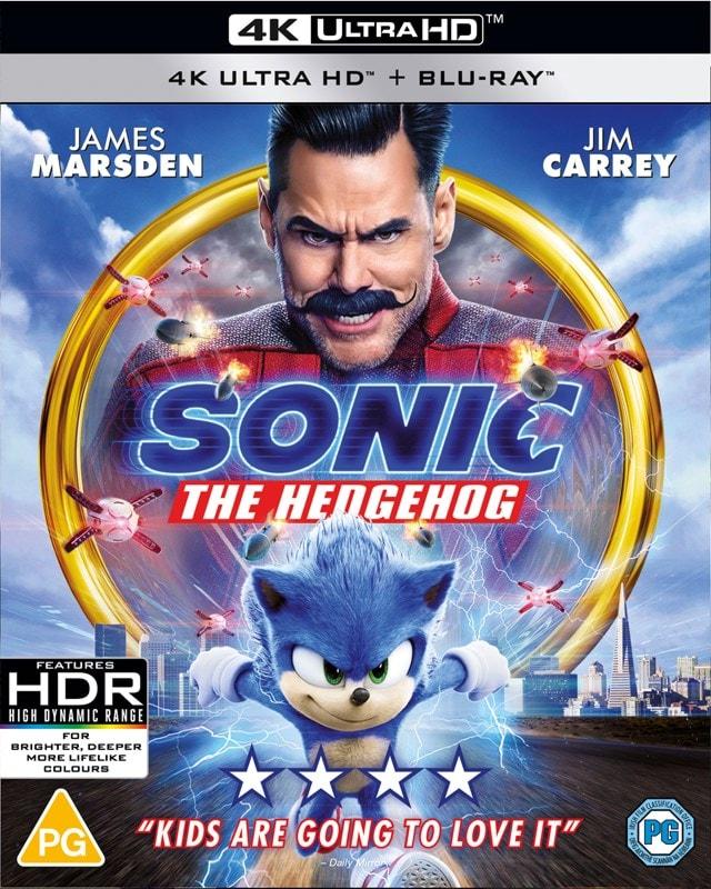 Sonic the Hedgehog - 1
