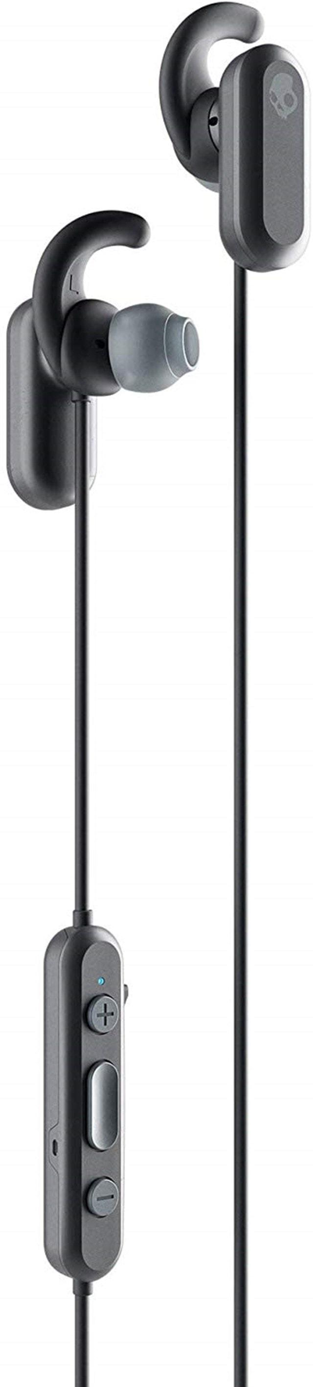 Skullcandy Method Black/Grey Active Noise Cancelling Bluetooth Sports Earphones - 2