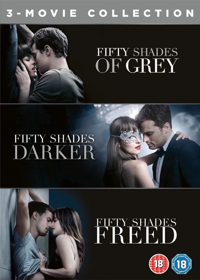 Fifty Shades: 3-movie Collection - 1