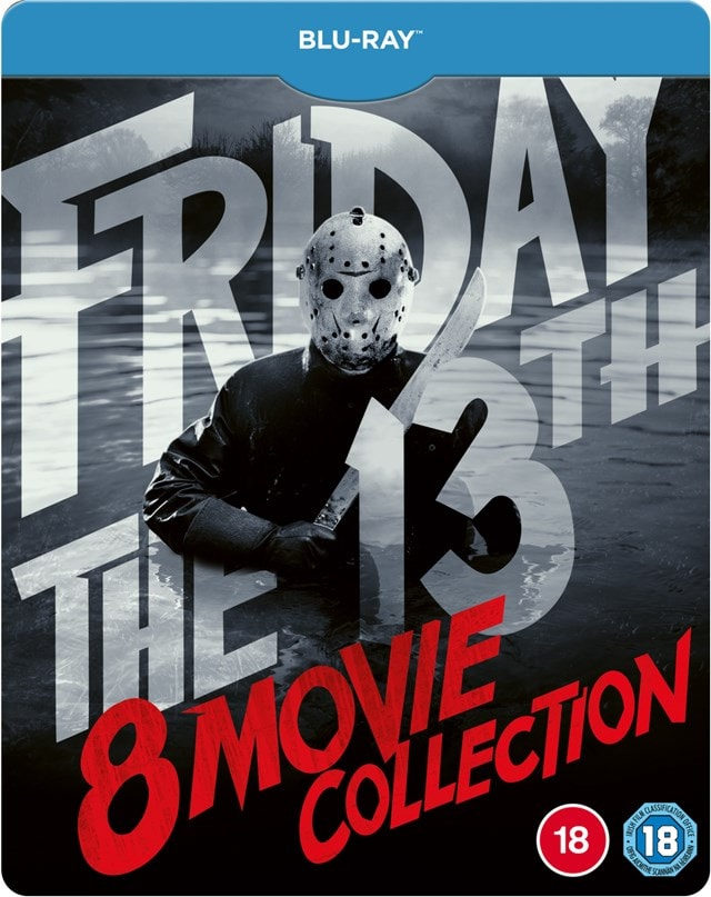 Friday the 13th: Parts 1-8 Limited Edition Steelbook - 2