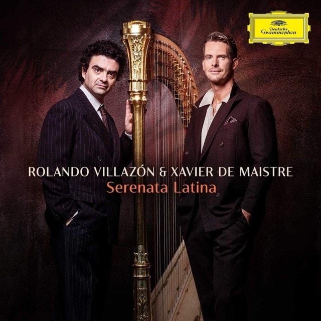 Rolando Villazon  & Xavier De Maistre: Serenata Latina - 1