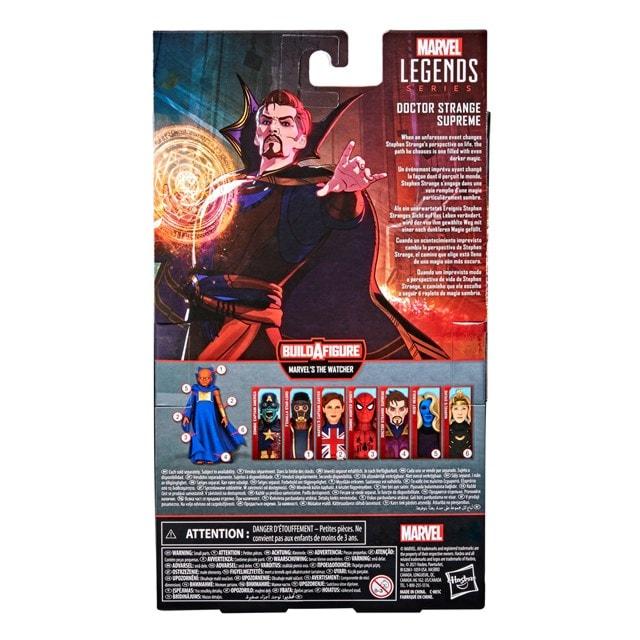 Doctor Strange Supreme: Hasbro Marvel Legends Series Action Figure - 7