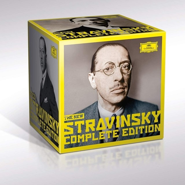 The New Stravinsky Complete Edition - 1