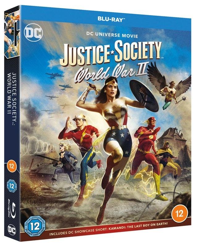Justice Society: World War II - 2