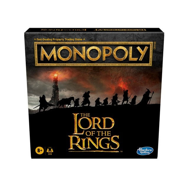 Monopoly: The Lord of the Rings Edition - 2