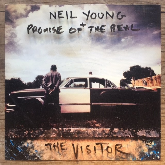The Visitor - 1