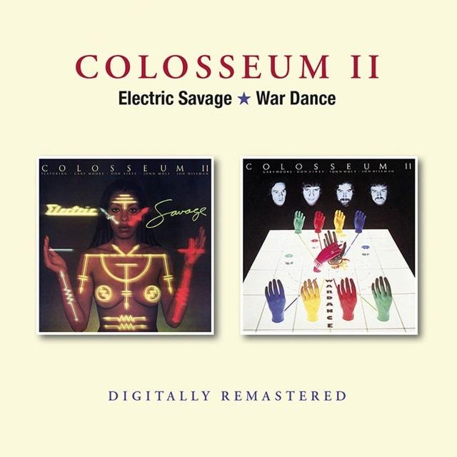 Electric Savage/War Dance - 1