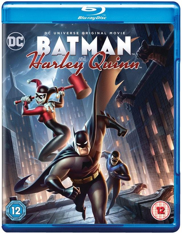Batman and Harley Quinn - 1