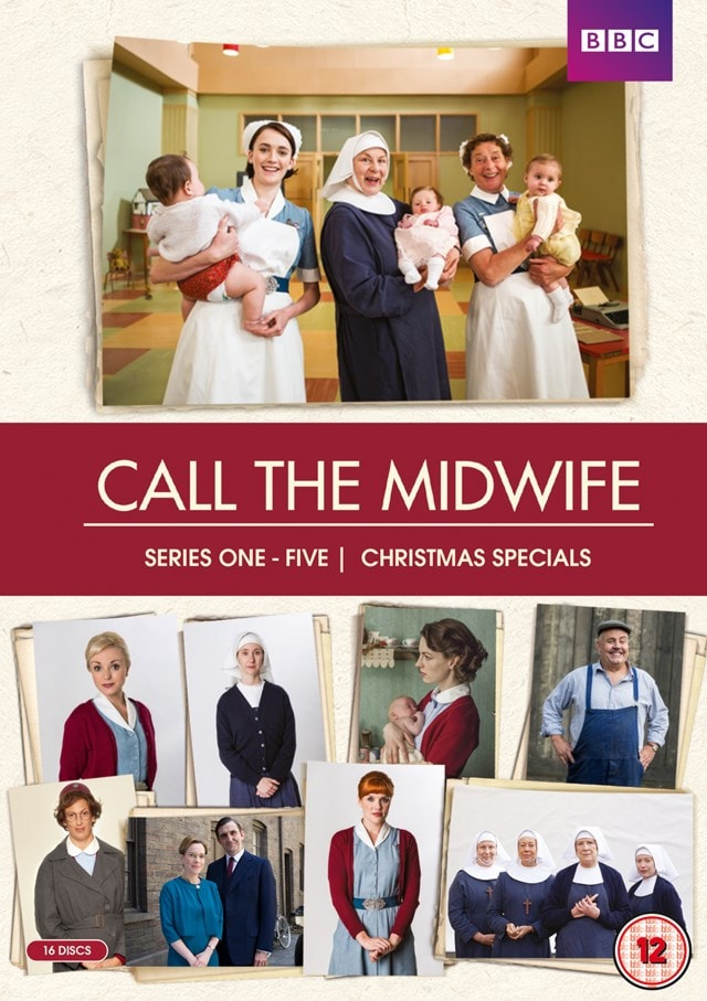 Call the Midwife: Series 1-5 - 1
