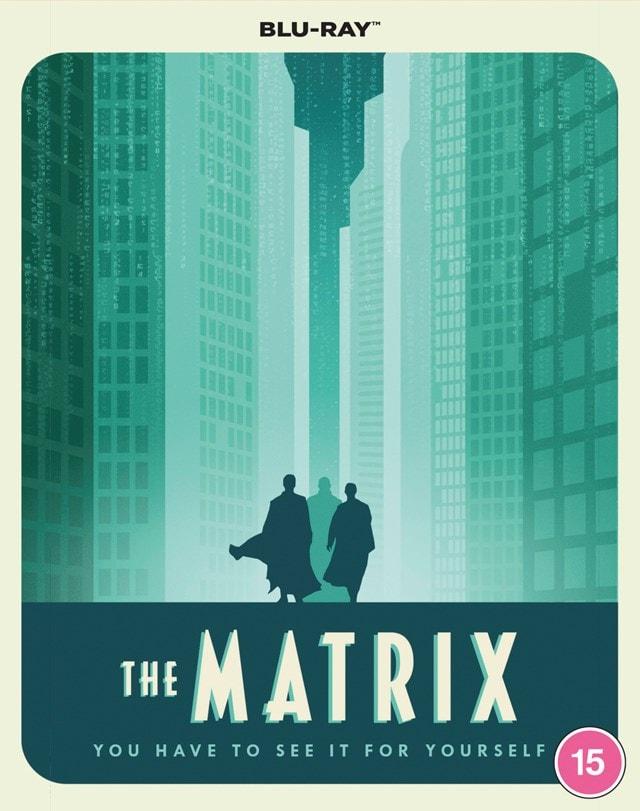 The Matrix - Travel Poster Edition - 2
