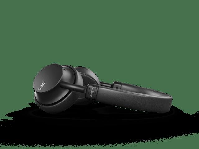 Jays A-Seven Grey Bluetooth Headphones - 3