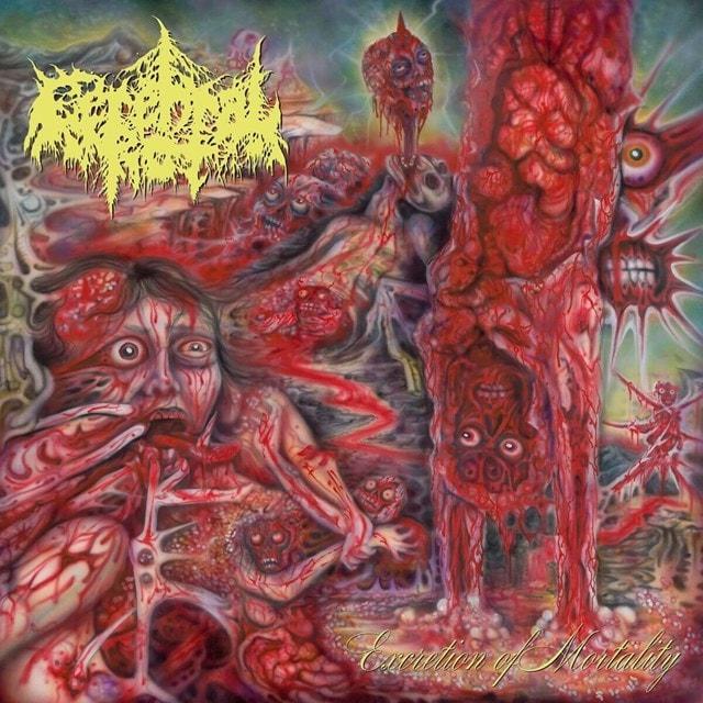 Excretion of Mortality - 1