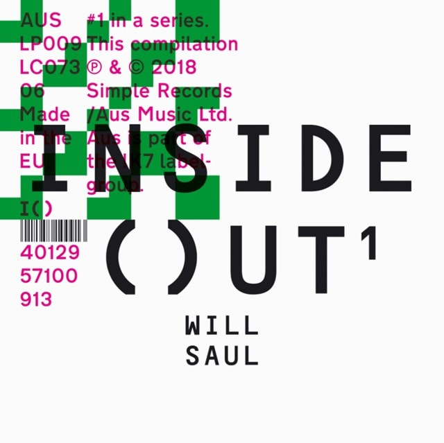 Inside Out 1: Will Saul - 1