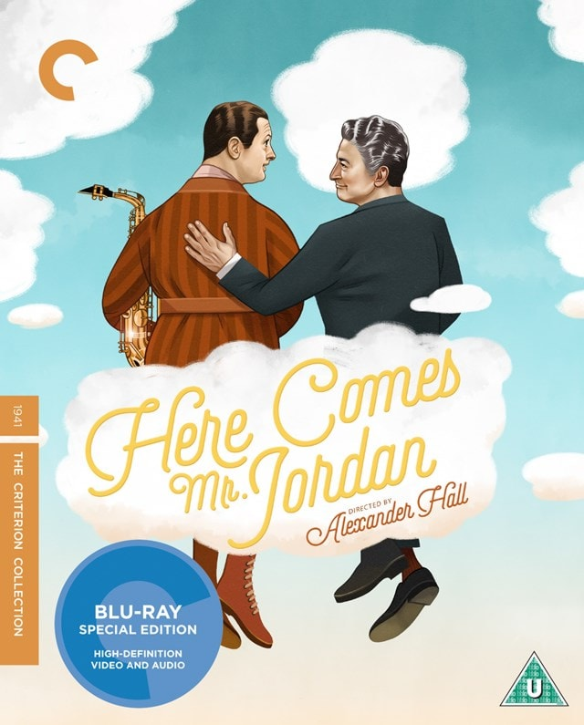 Here Comes Mr Jordan - The Criterion Collection - 1