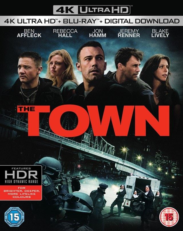 The Town - 1