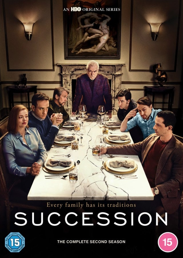 Succession: The Complete Second Season - 1