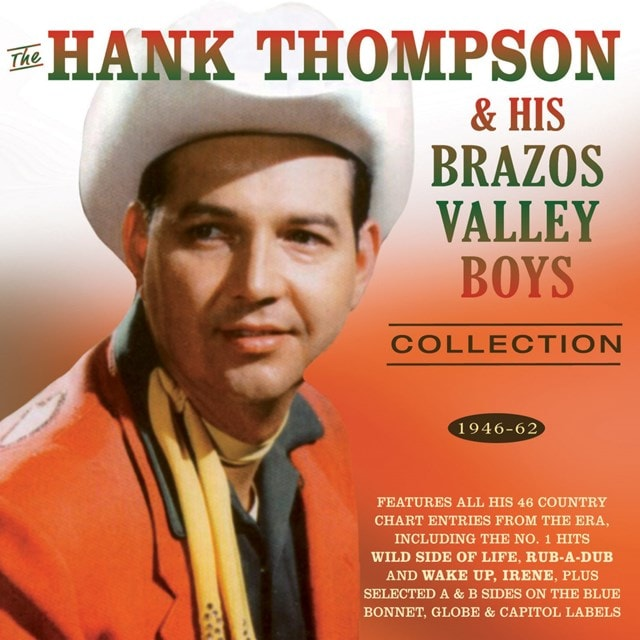 The Hank Thompson Collection 1946-62 - 1