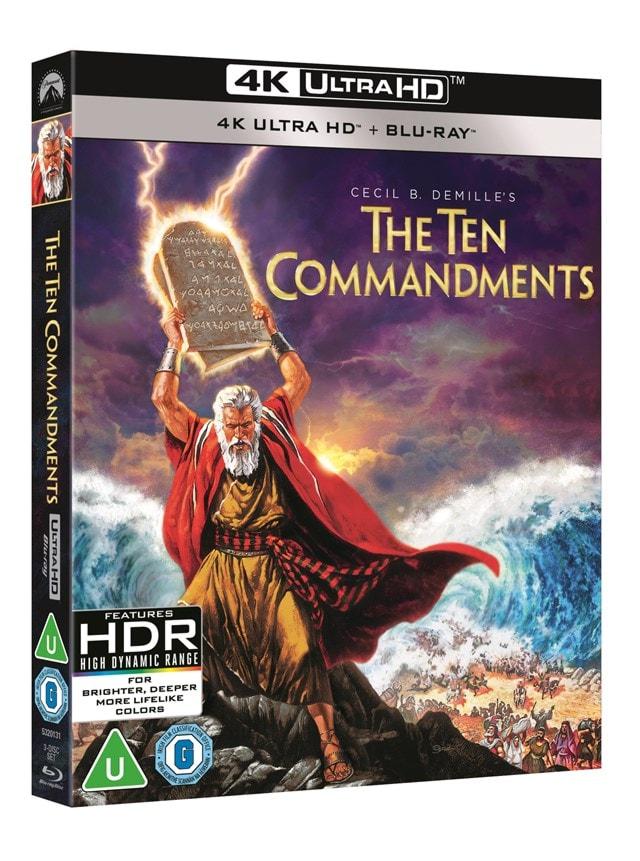 The Ten Commandments - 2
