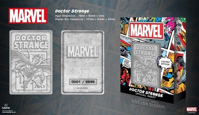 Doctor Strange: Marvel Limited Edition Ingot Collectible - 5