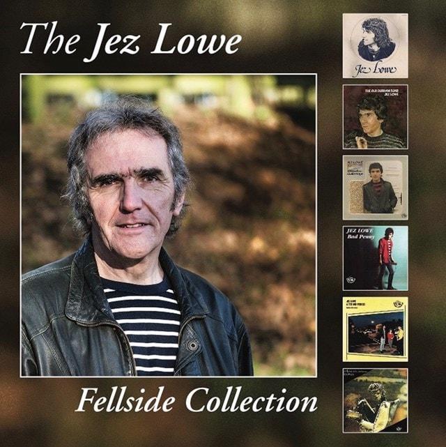 The Jez Lowe Fellside Collection - 1