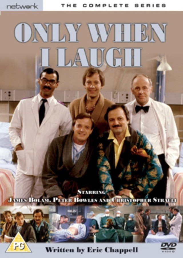 Only When I Laugh: The Complete Series 1-4 - 1