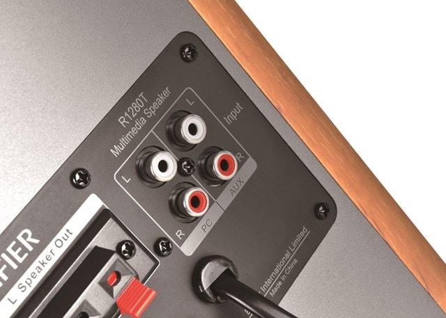 Edifier R1280T Wood Active Bookshelf Speakers - 3