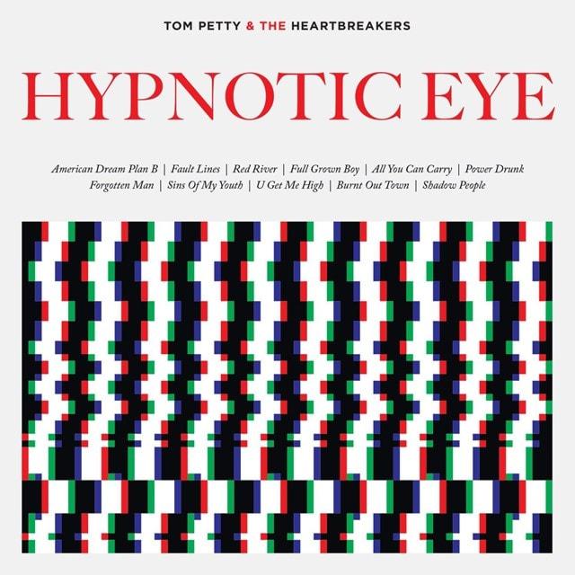 Hypnotic Eye - 1
