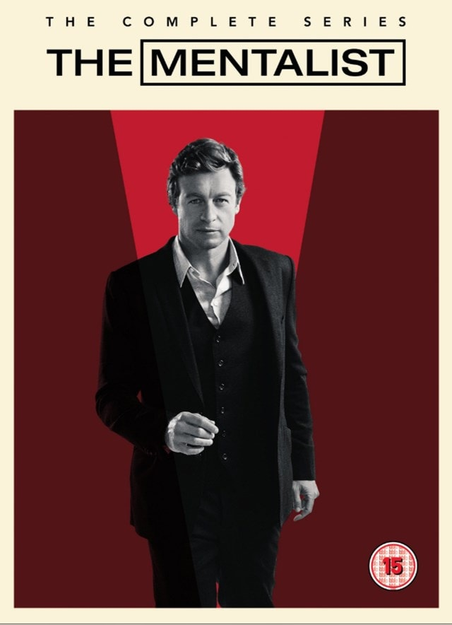 The Mentalist: The Complete Series - 1