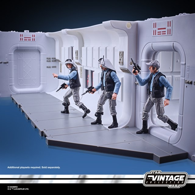 Star Wars: The Vintage Collection: A New Hope Tantive IV Hallway Playset - 1