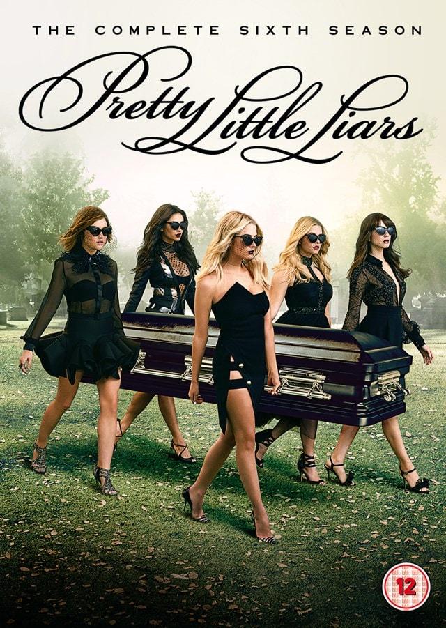 Pretty Little Liars: The Complete Sixth Season - 1
