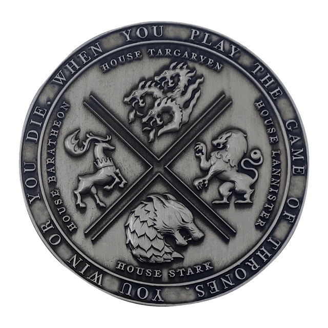 Game of Thrones: Iron Anniversary Limited Edition Medallion - 5