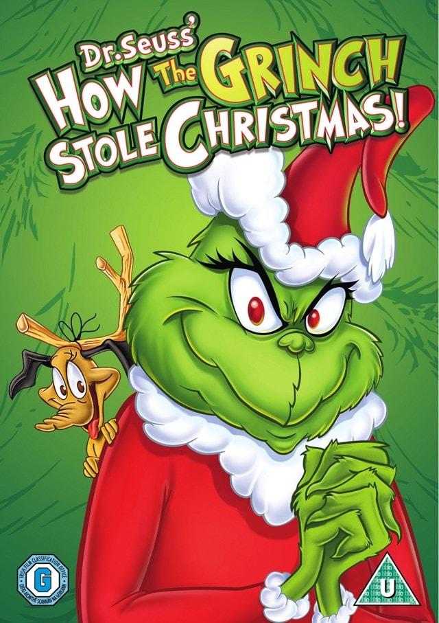 Dr Seuss' How the Grinch Stole Christmas - 1