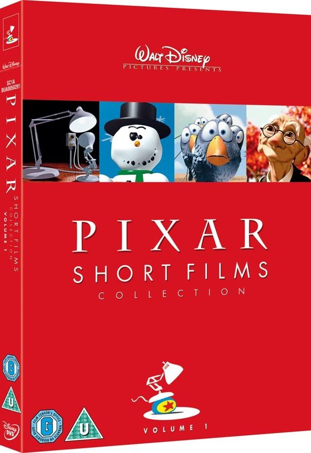 Pixar Short Films Collection: Volume 1 - 2