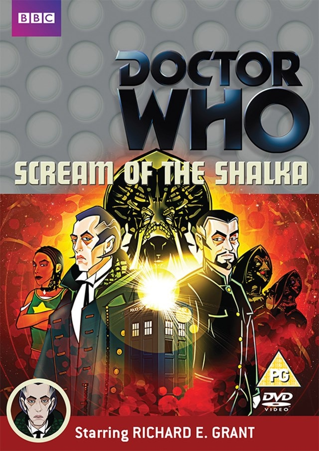 Doctor Who: Scream of the Shalka - 1