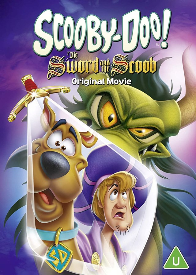 Scooby-Doo!: The Sword and the Scoob - 1